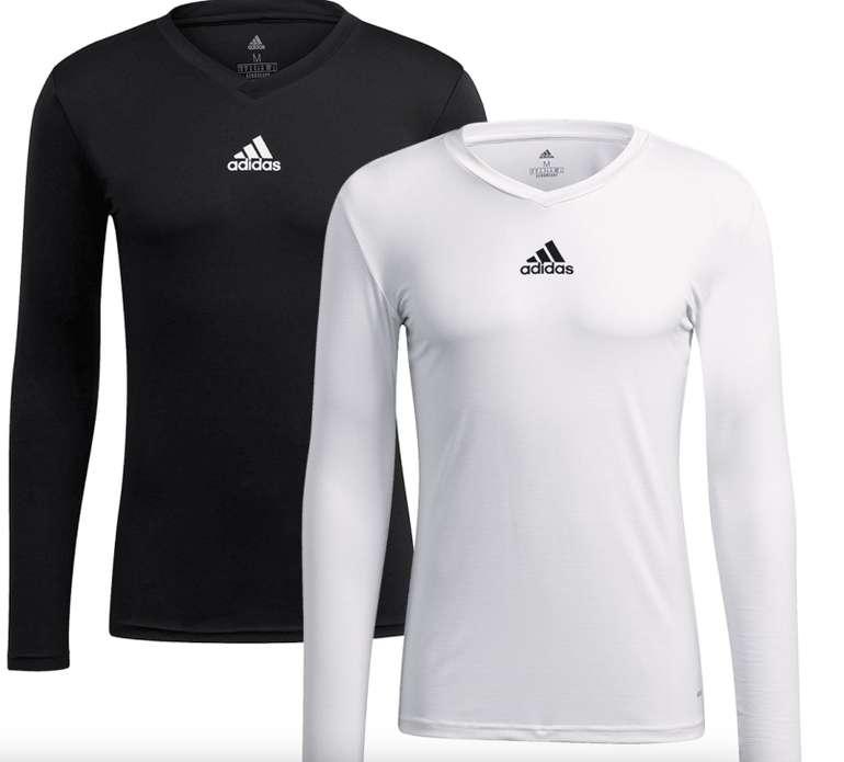 2er Pack Adidas Team Base Funktionsshirts für 25,95€ inkl. Versand (statt 31€)