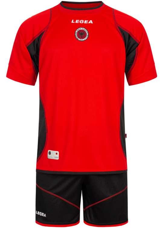 SportSpar: Legea mit bis zu 83% Rabatt im Sale - z.B. Albanien Trainingsset für 22,94€ inkl. Versand (statt 30€)