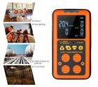 H2S Kohlenmonoxid & Gasdetektor mit LCD Display für 107,87€ inkl. VSK
