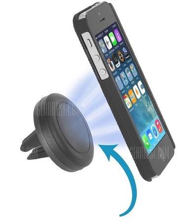 Magnetischer Handy-Halter für den Auto-Lüftungsschlitz für 0,81€ inkl. VSK
