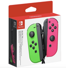 2er Set Nintendo Switch Joy-Cons (Neon-Grün/Neon-Pink) für 69€
