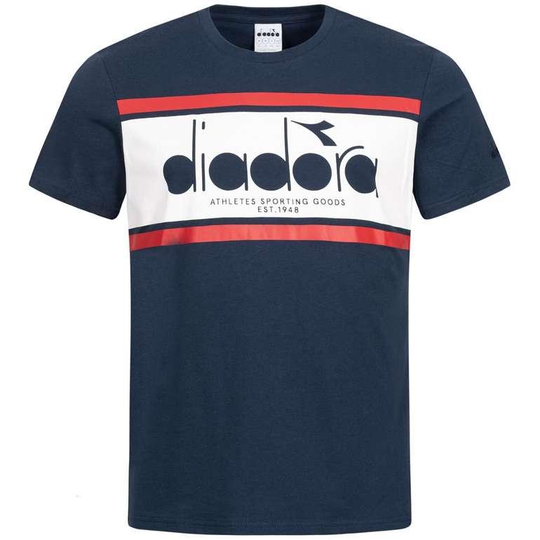 Diadora Herren Spectra T-Shirt für 13,94€ inkl. Versand (statt 19€)