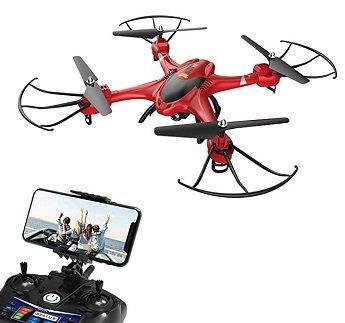 2 Drohnen von Holy Stone reduziert z.B. HS200R mit HD Kamera 59,99€ inkl. VSK