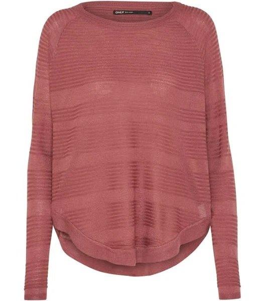 Only Pullover 'CAVIAR' in pastellrot für 14,32€ inkl. Versand (statt 20€)