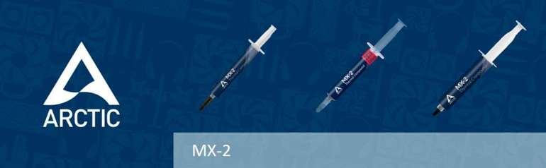 ARCTIC MX-2