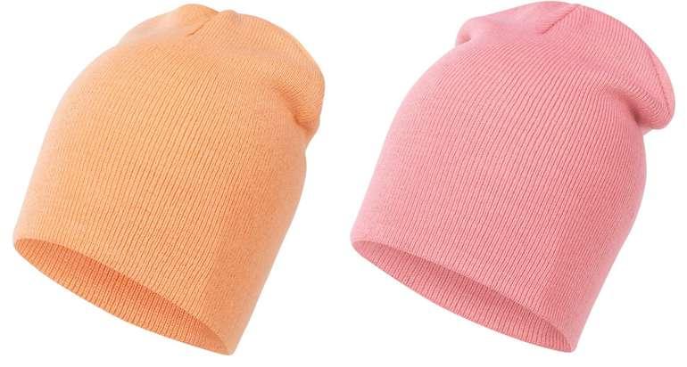 MSTRDS Pastel Basic Flap Beanie in zwei Farben je 6,17€ (statt 17€)