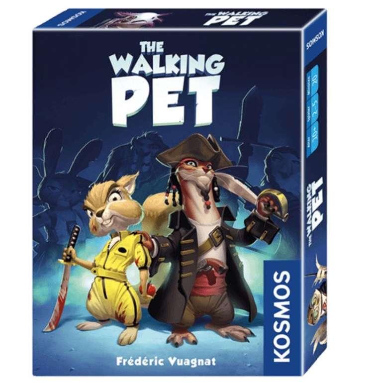 Kosmos The Walking Pet Kartenspiel für 5€ inkl. Versand (Vergleich: 9€)