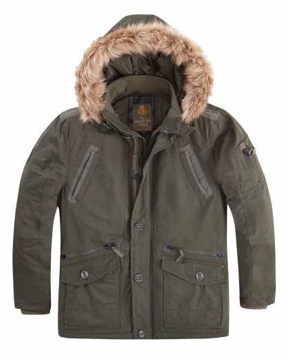 Jeans Fritz Sale bis -50% + 20% Extra, z.B. Winter Parka ab 44,94€ inkl. Versand