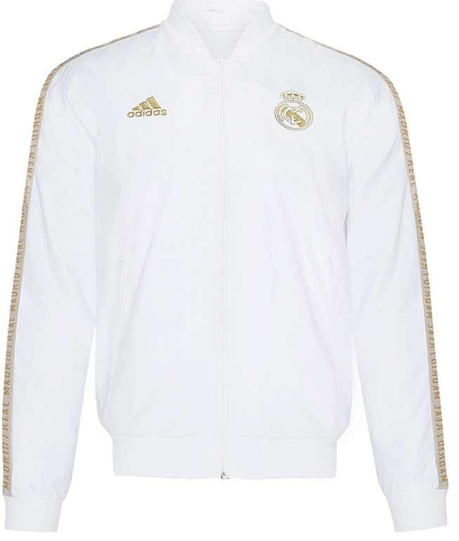 adidas Real Madrid Herren Präsentationsjacke für 38,94€ inkl. Versand (statt 54€)