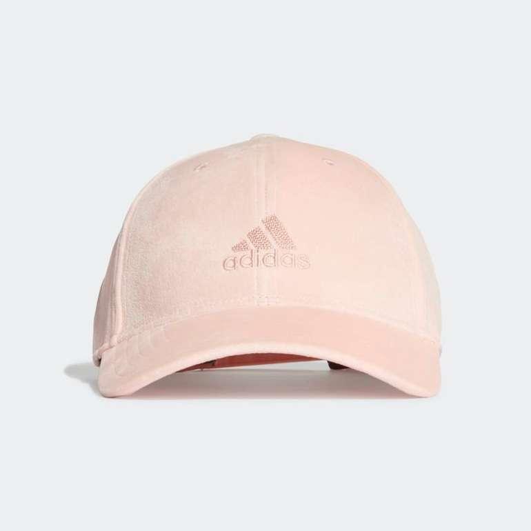 Adidas Velvet Baseball Kappe in Rosa für 15,90€ inkl. Versand (statt 29€) - Creators Club!
