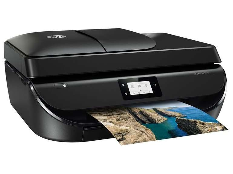 HP All-in-One Drucker OfficeJet 5220 für 59,90€ (statt 80€)