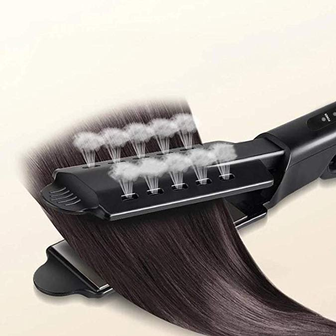 Anliyou 2-in-1 Haarglätter mit Keramik-Turmalin-Beschichtung für 11€ inkl. Versand