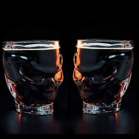 Doppelpack Call Of Duty 2 Skull Gläser für 11,48€ inkl. VSK