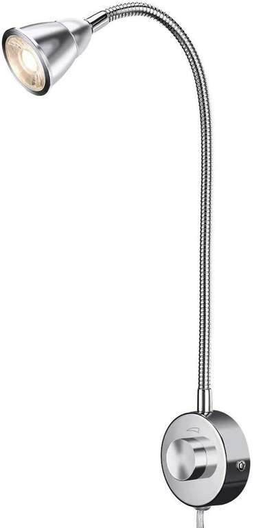 Kingso dimmbare 3W LED Leselampe mit Schwanenhals für 16,09€ inkl. Prime Versand (statt 22€)