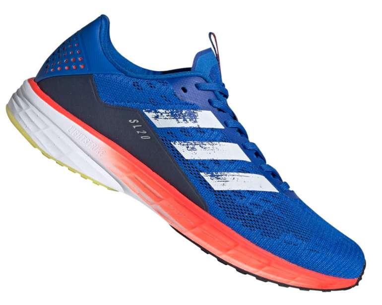 """Adidas Herren Laufschuh """"SL20"""" in blau für 59,95€inkl. Versand (statt 83€)"""