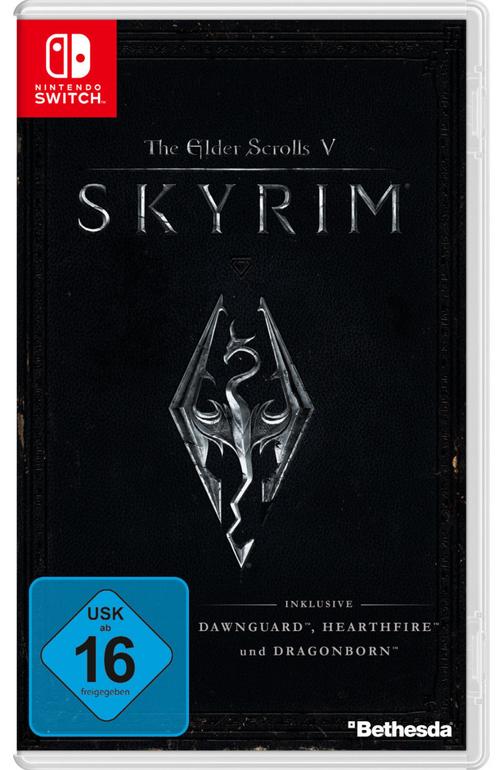 The Elder Scrolls V: Skyrim (Nintendo Switch) für 39€ inkl. Versand (statt 46€)