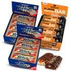 24er Pack Weider Yippie! Bar (je 45g) + 12er Pack Bodylab24 Tasty Protein Bar (je 50g) für 32€ (statt 56€)