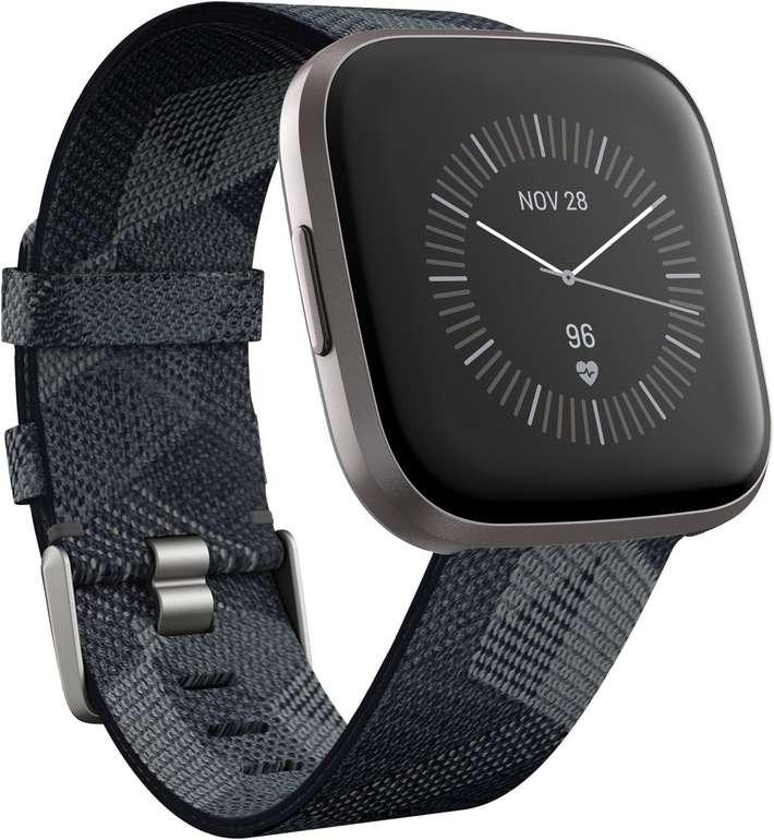 Fitbit Versa 2 Special Edition Smartwatch ab 150,52€ (statt 179€)