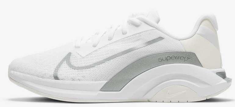 Nike ZoomX SuperRep Surge Damen Trainingsschuh in Weiß für 64,97€ inkl. Versand (statt 97€)