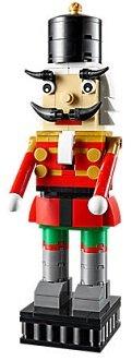 LEGO Nussknacker 40254 für 13,49€ inkl. Versand (statt 26€)