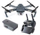 DJI Mavic Pro - 4K Drohne in der Fly More Combo für 950,64€ inkl. Versand