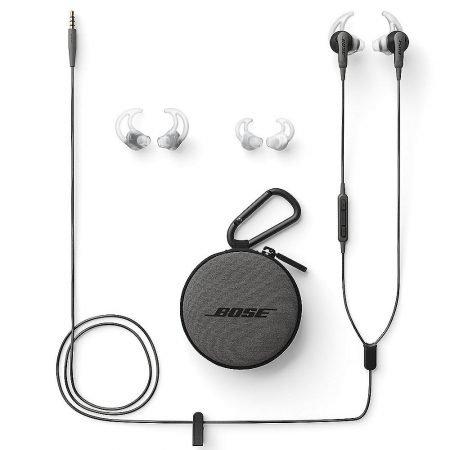 Bose SoundSport In-Ear Kopfhörer (iOS) für 39,90€ inkl. Versand (statt 49€)