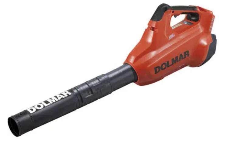 Dolmar Li-Ionen-Gebläse AG3750 (Ohne Akku oder Ladegerät) für 75,36€ inkl. Versand (statt 140€)