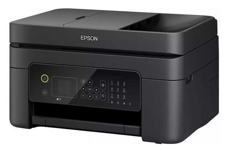 Epson WorkForce WF-2835DWF Tintenstrahl Multifunktionsdrucker mit WLAN für 99,99€ inkl. Versand (statt 145€)
