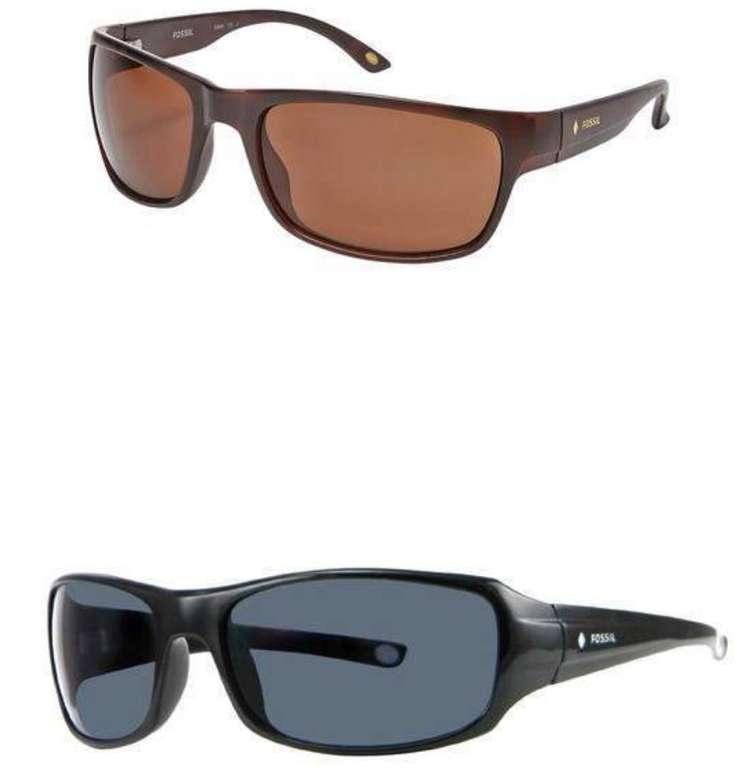 Fossil Wrap - Herren Sonnenbrille (versch. Farben) für je 23,90€ inkl. Versand (statt 40€)