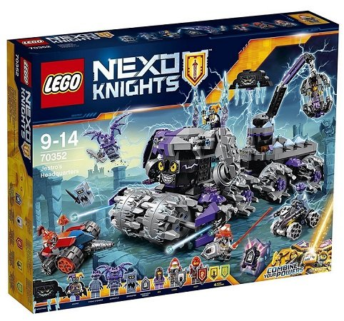 Lego Nexo Knights - Jestros Monströses Monster-Mobil (70352) für 59,99€