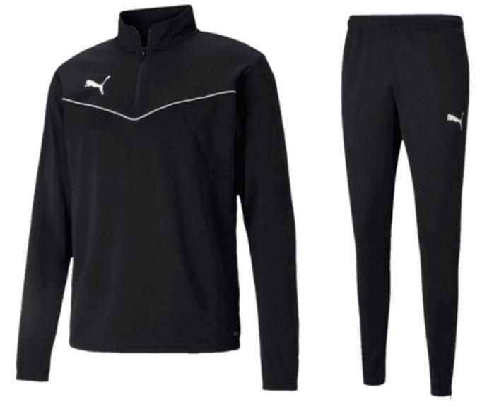 Puma Trainingsanzug Team Rise für 29,95€ inkl. Versand (statt 40€)