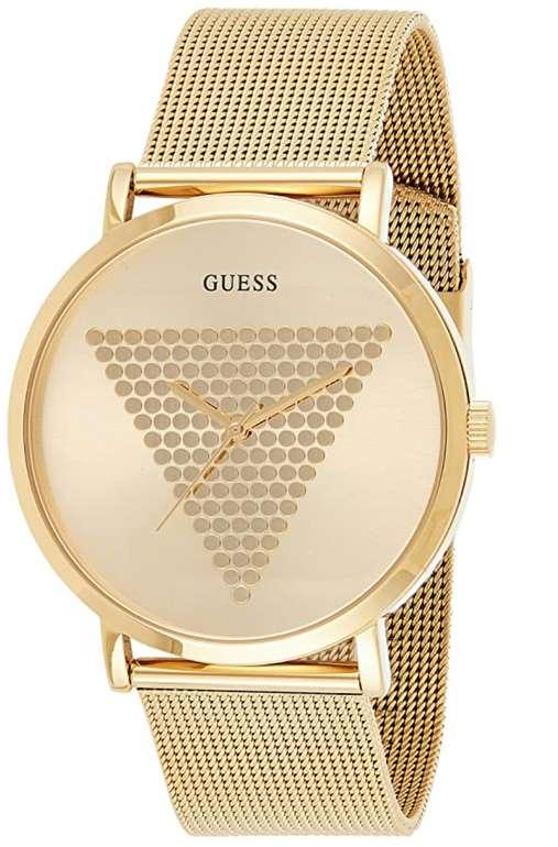 Guess Herren Analog Armbanduhr in Gold (GW0049G1) für 94,32€ inkl. Versand (statt 122€)