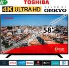 Toshiba 58U2963DG – 58 Zoll UHD 4K LED Smart-TV für 379,99€ inkl. Versand (statt 414€)