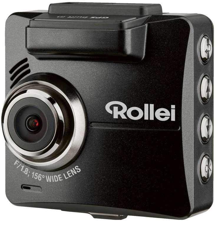Rollei 40135 CarDVR-318, 2k, Full HD Dashcam für 49€ inkl. Versand