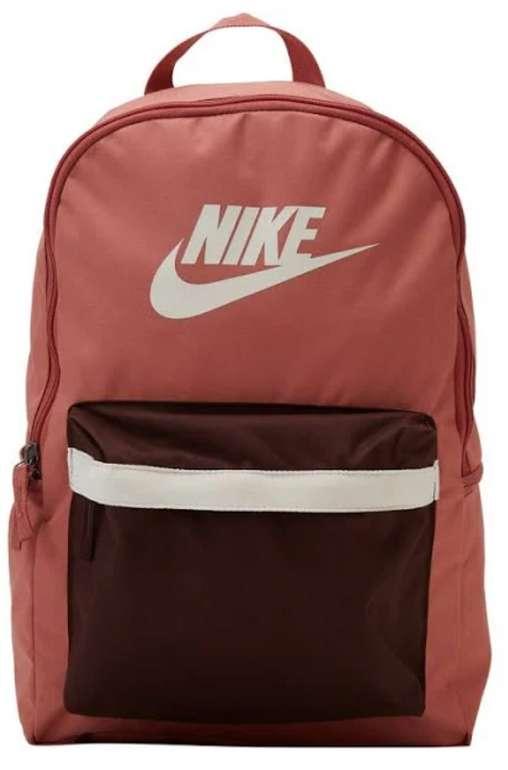 Nike Heritage 2.0 Rucksack in canyon-pink oder hellblau für 21€ inkl. Versand (Nike Club)