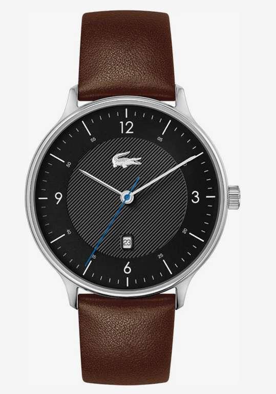 Lacoste Club Herren Armbanduhr in Braun für 64,90€inkl. Versand (statt 106€)