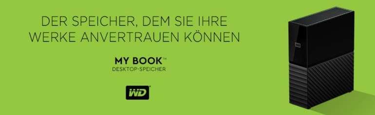 """Western Digital 4TB My Book 3,5"""""""