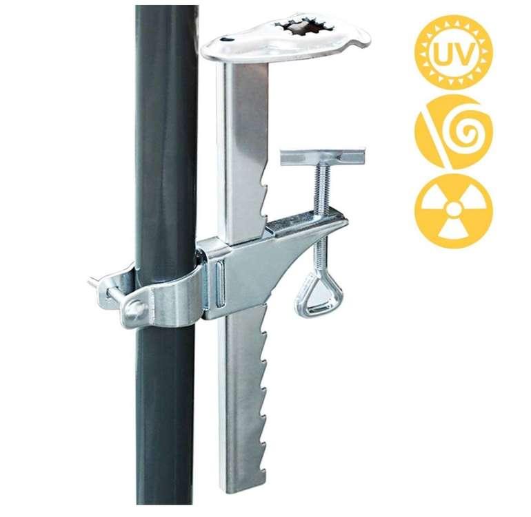 Hengda Sonnenschirmhalter für's Balkongeländer nur 9,09€ inkl. Prime Versand (statt 13€)