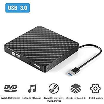 Mad Giga Externes USB 3.0 DVD Laufwerk für 8,49€ inkl. VSK (Prime)