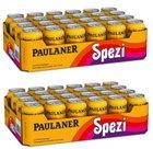48 x 0,33 Liter Dosen Paulaner Spezi für 32,28€ mit Versand (inkl. 12€ Pfand)