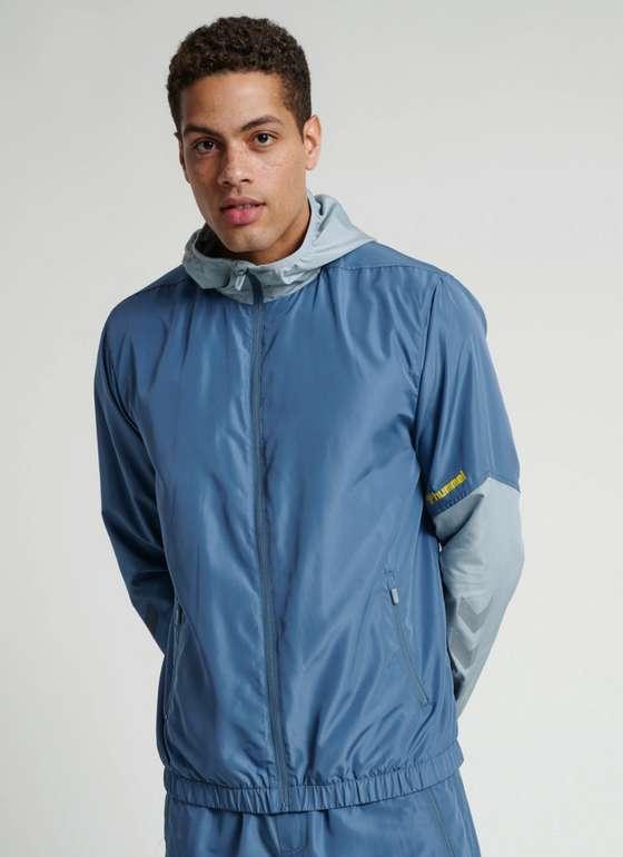 Hummel Sullivan Herren Jacke in Blau für 15,73€ inkl. Versand (statt 24€)