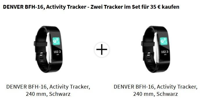 DENVER BFH-16 Activity Tracker