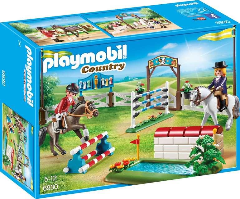 Playmobil Country - Reitturnier (6930) für 17,19€ inkl. Versand (statt 23€)
