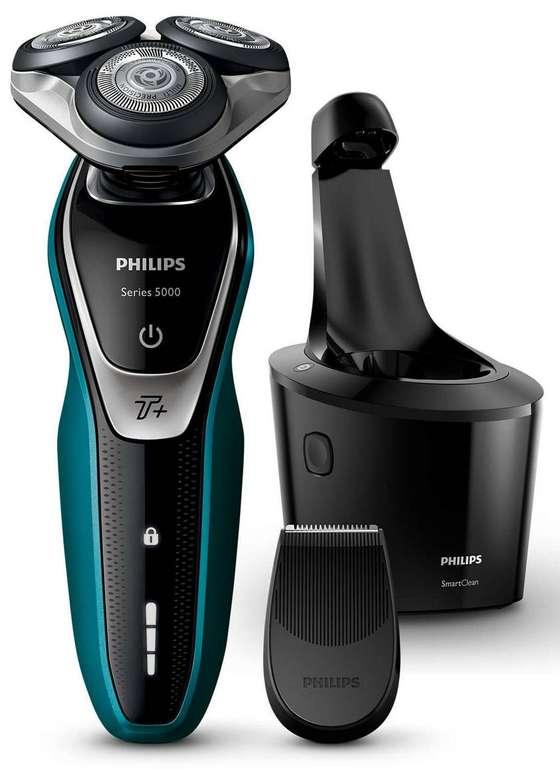 Philips S5550/72 Shaver Series 5000 Rasierer für 79,99€ inkl. Versand (statt 100€)