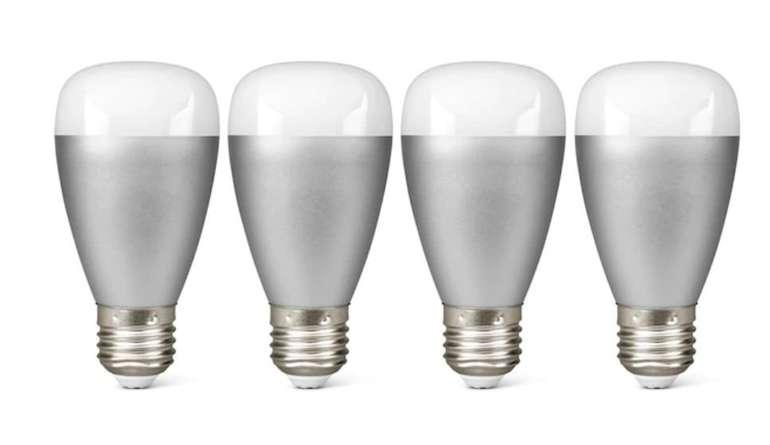 MEDION® Smart Home Sparpaket - 4 x RGB LED Leuchte P85716 Smart Home mit allen Farben für 29,95€ inkl. Versand