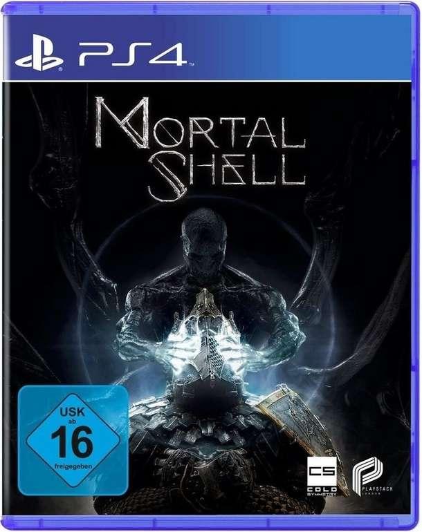 Mortal Shell (PS4) Action-Rollenspiel für 22,38€ inkl. Versand (statt 26€)