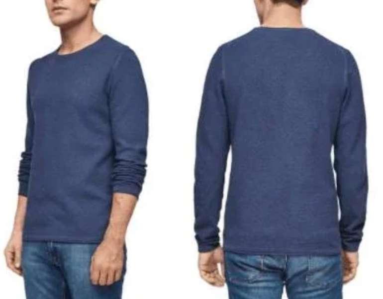 2er Pack s.Oliver Feinstrick-Pullover (versch. Farben) für 30€ inkl. Versand (statt 40€)