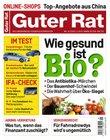 """7 Ausgaben """"Guter Rat"""" für 21€ + 1 Ausgabe extra (SEPA) + 15€ Scheck"""