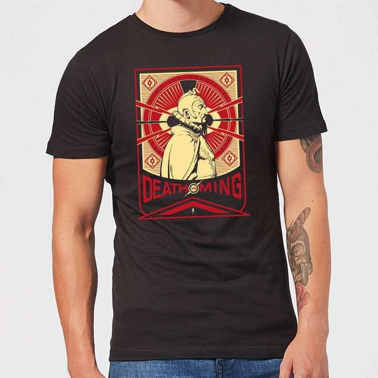 Zavvi: Flash Gordon T-Shirt + Tasse für 9,99€ inkl. Versand (statt 27€)