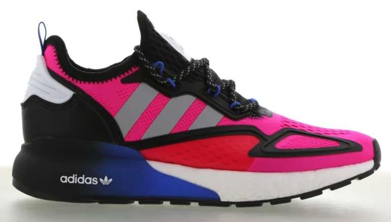 Sidestep Sale mit bis zu 50% Rabatt + VSKfrei ab 29,99€ - z.B. ZX 2K Boost Schuhe ab 59,99€ (statt 70€)